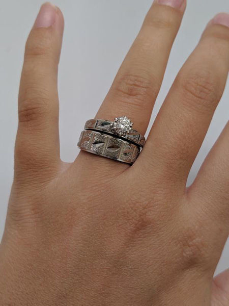 Picture of CLEARANCE Engagement Set
