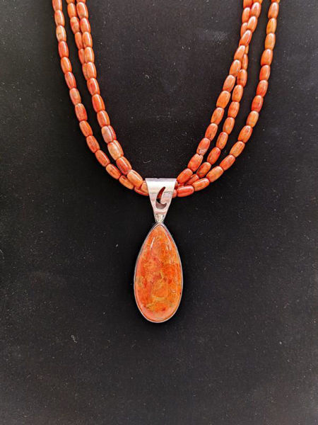 Picture of Copper Turquoise Necklace