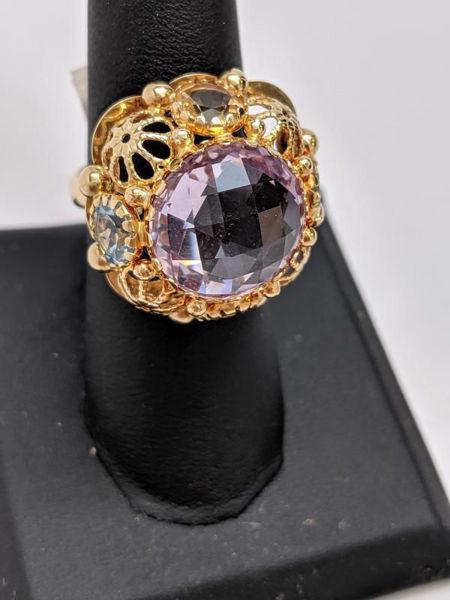Vintage Multi-Gemstone Ring