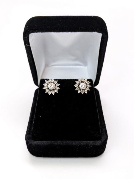 Picture of Diamond Studs with Jackets