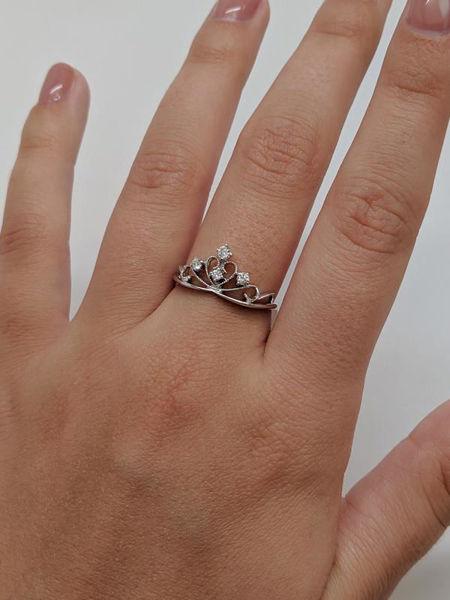 Picture of Diamond Tiara Ring
