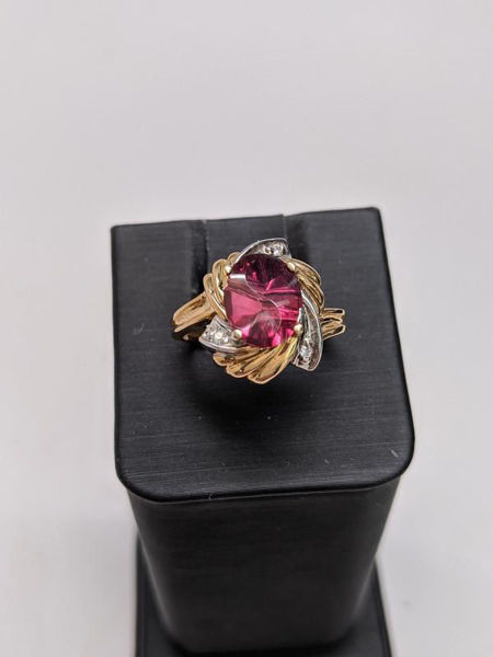 Picture of Fantasy Tourmaline Ring