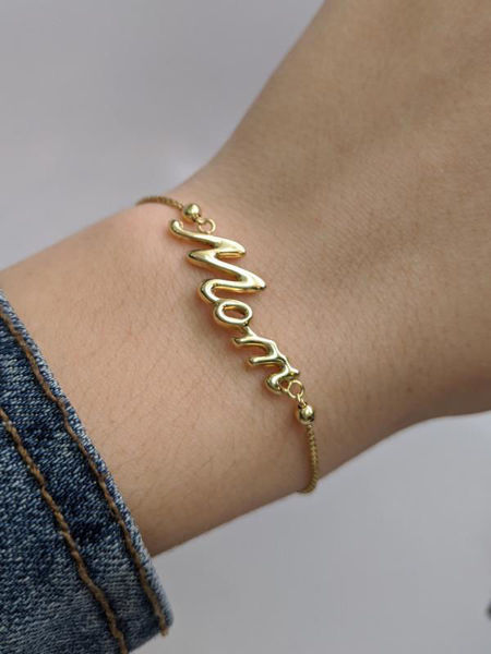 Picture of Gold Mom Bracelet