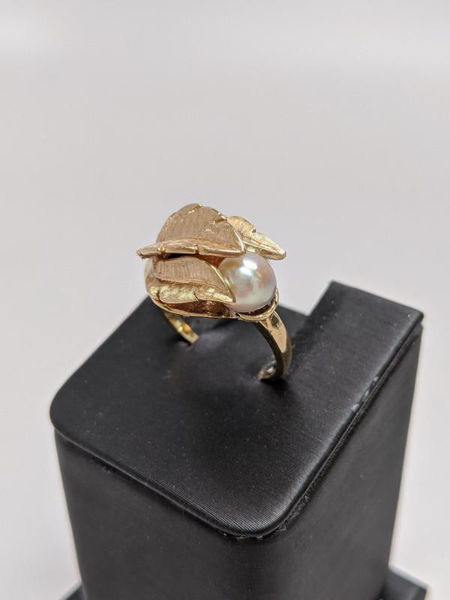 Picture of Hidden Pearl Ring