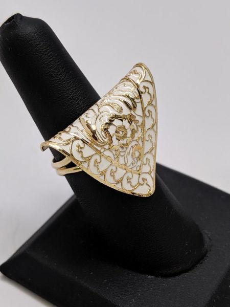 Picture of Italian Filigree Ring