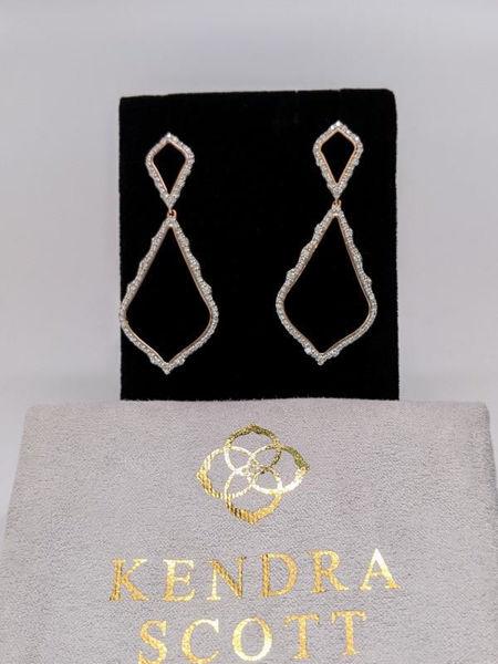 Picture of Kendra Scott Diamond Earrings
