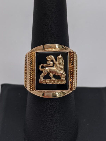 Picture of Lion of Judah Ring