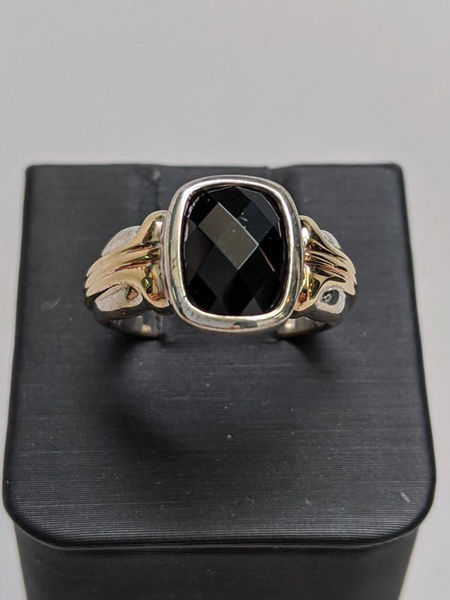 Picture of Lorenzo Onyx Ring