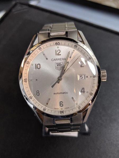 Picture of Men's Carrera Calibre 5 Watch