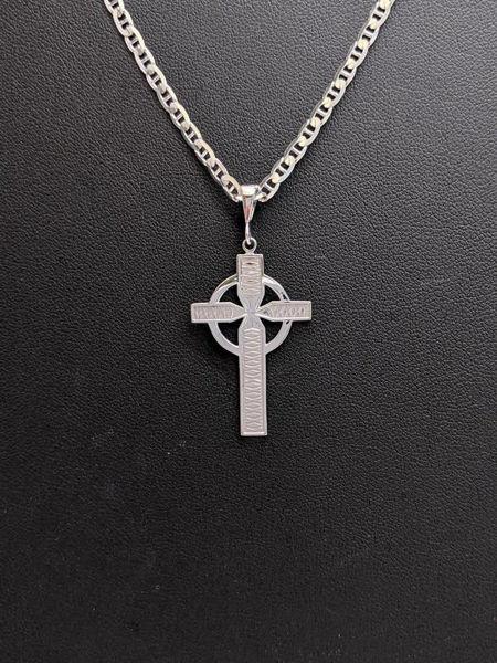 Picture of Men's Celtic Cross Necklace