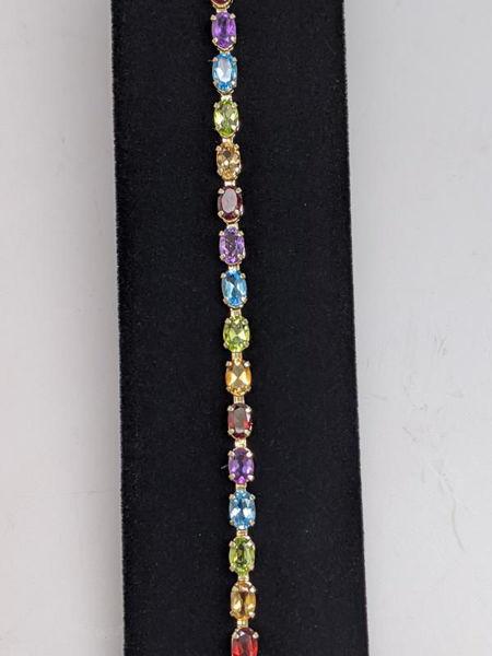 Picture of Multi Gemstone Bracelet