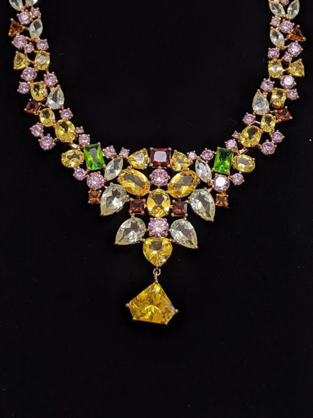 Picture of Multi Gemstone Necklace