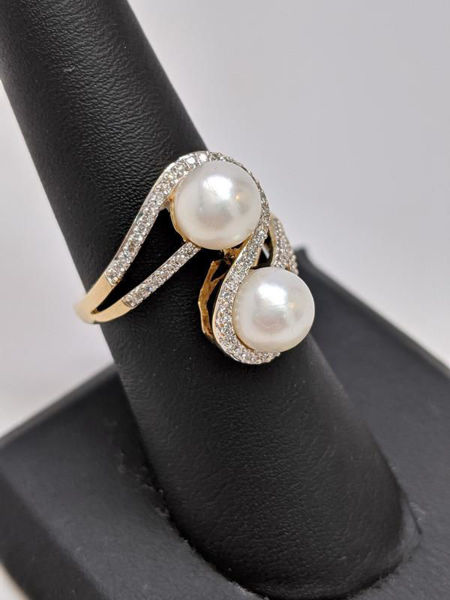 Picture of Pearl Bypass Ring